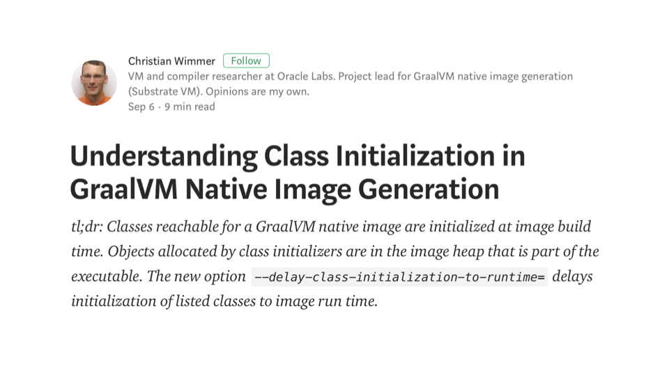 GraalVM: Fast, Polyglot, Native — Jan Stępień
